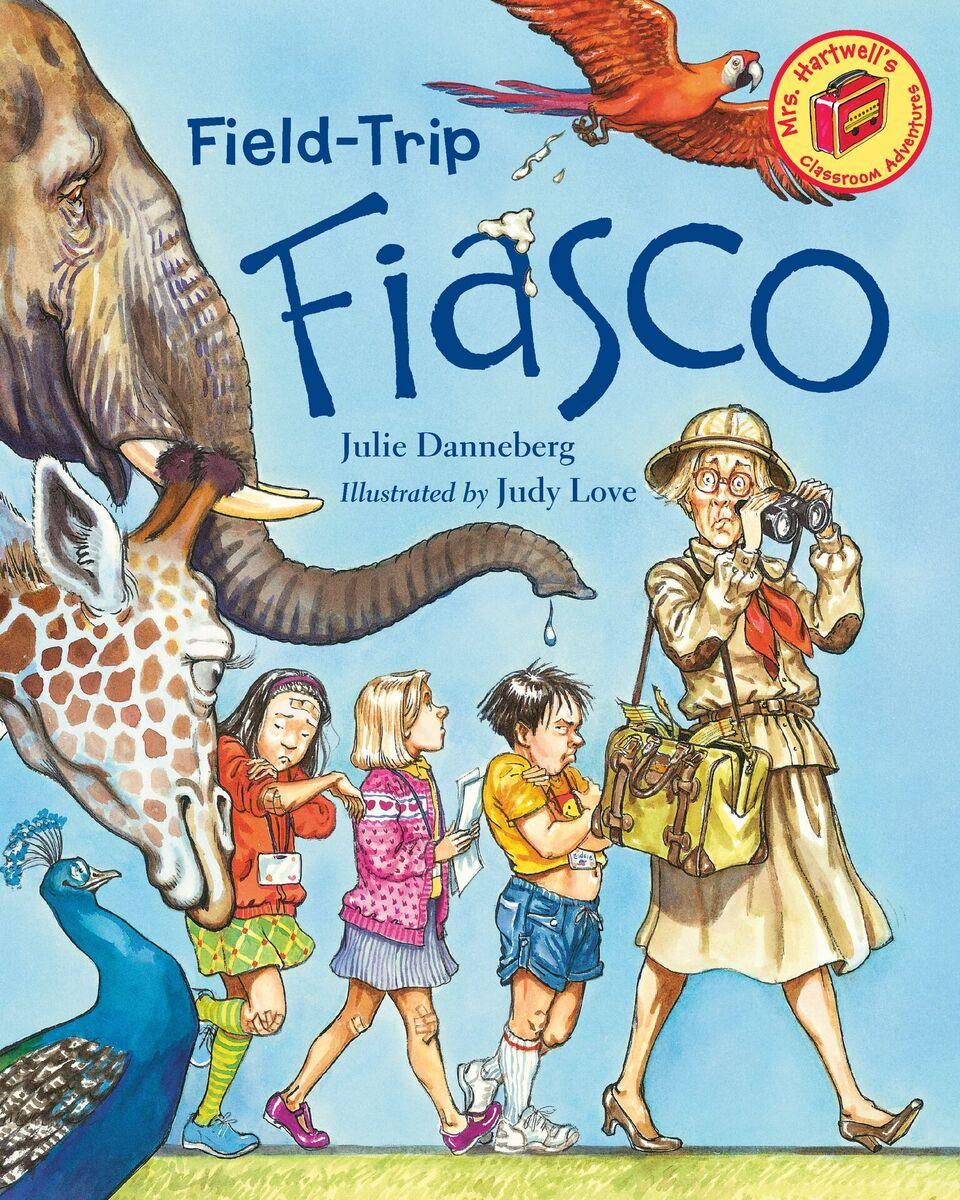 Field Trip Fiasco charlesbridge