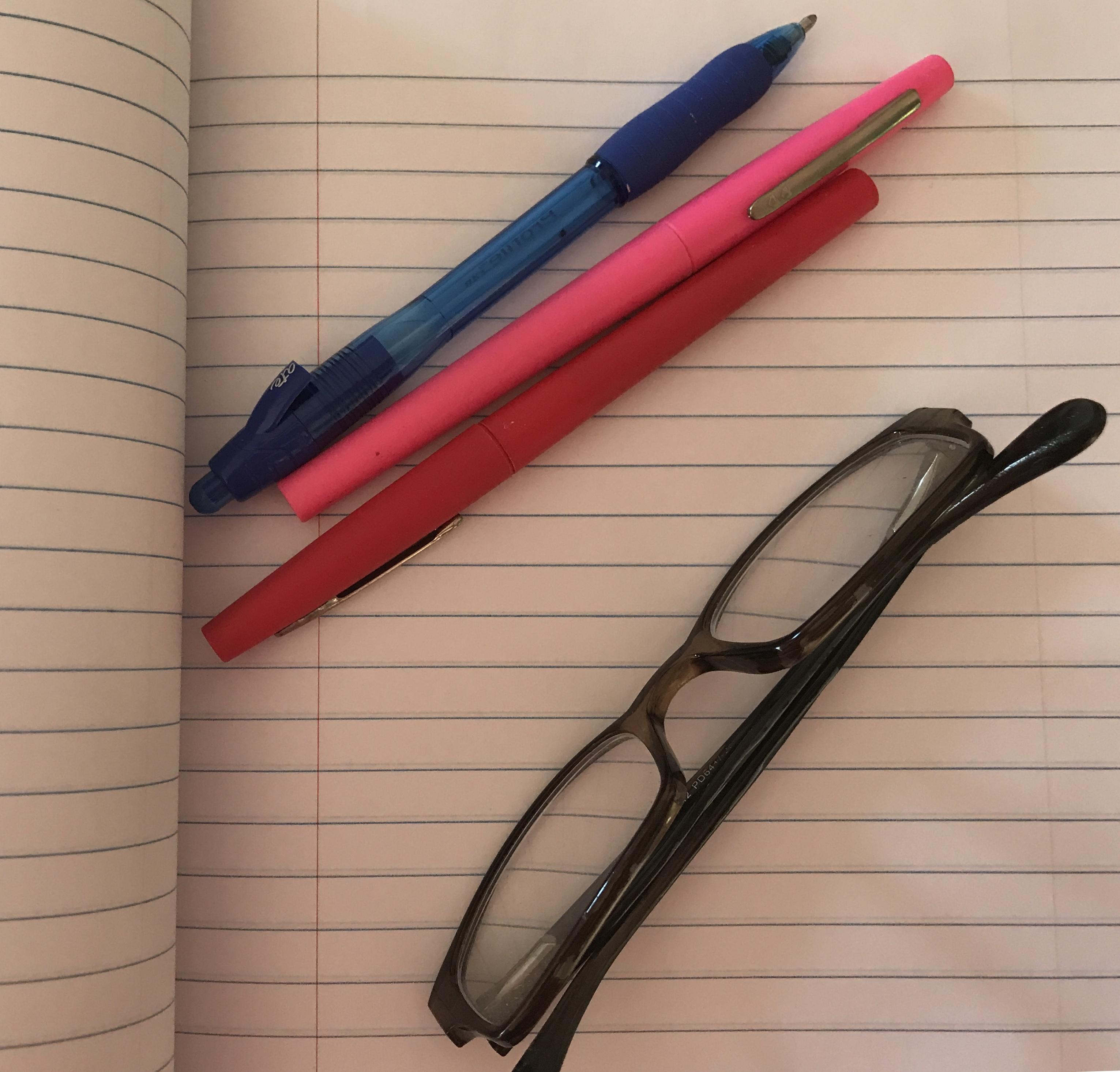 blog writing journal